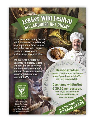 Lekker Wild Festival
