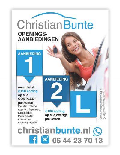 Rijschool Christian Bunte