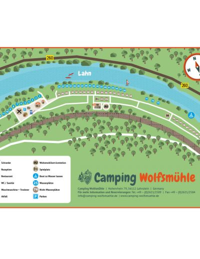 Camping Wolfsmuhle