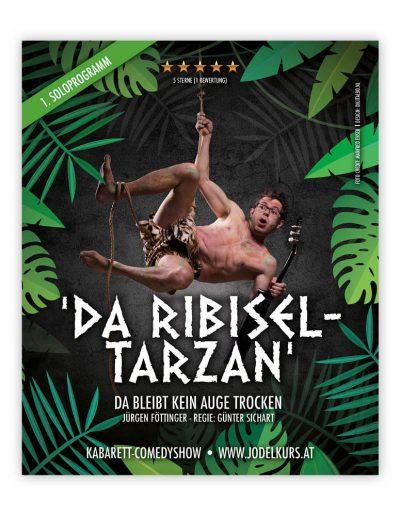 Ribisel Tarzan